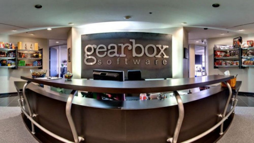 Gearbox Software was founded in Feb. 1999