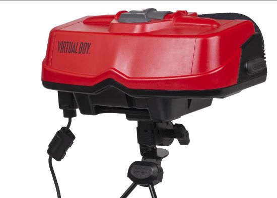 VR32 was the codename used for the Virtual Boy