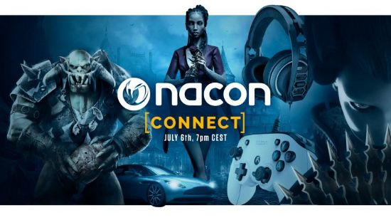 Games and hardware from publisher Nacon
