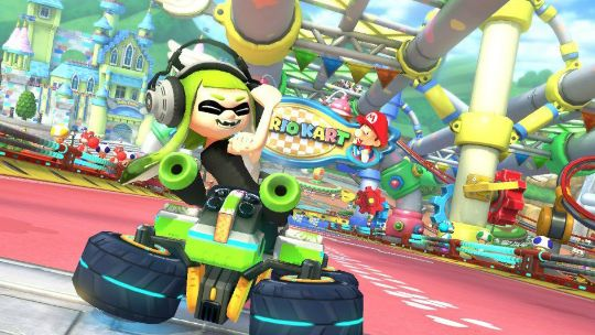 And the same to you Inkling Girl!