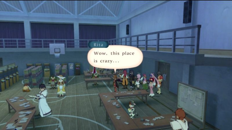 Tales of the Abyss first released in December 2005