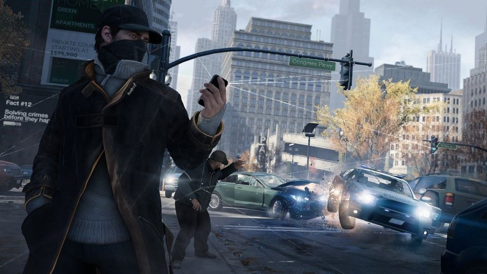 Watch Dogs debuted May 2014