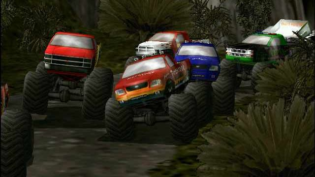 Monster Truck Madness 2 came to PC and Nintendo 64