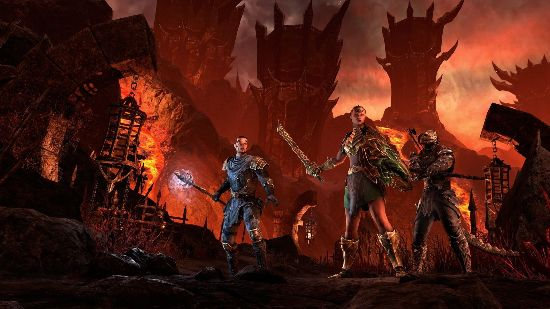 TESO launched April 2014 for PC and Mac
