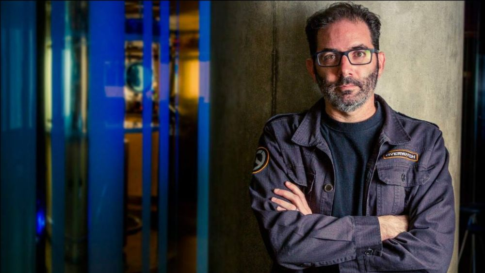 Jeff Kaplan started at Blizzard Entertainment in 2002