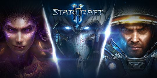 StarCraft II released episodically with Wings of Liberty first July 2010