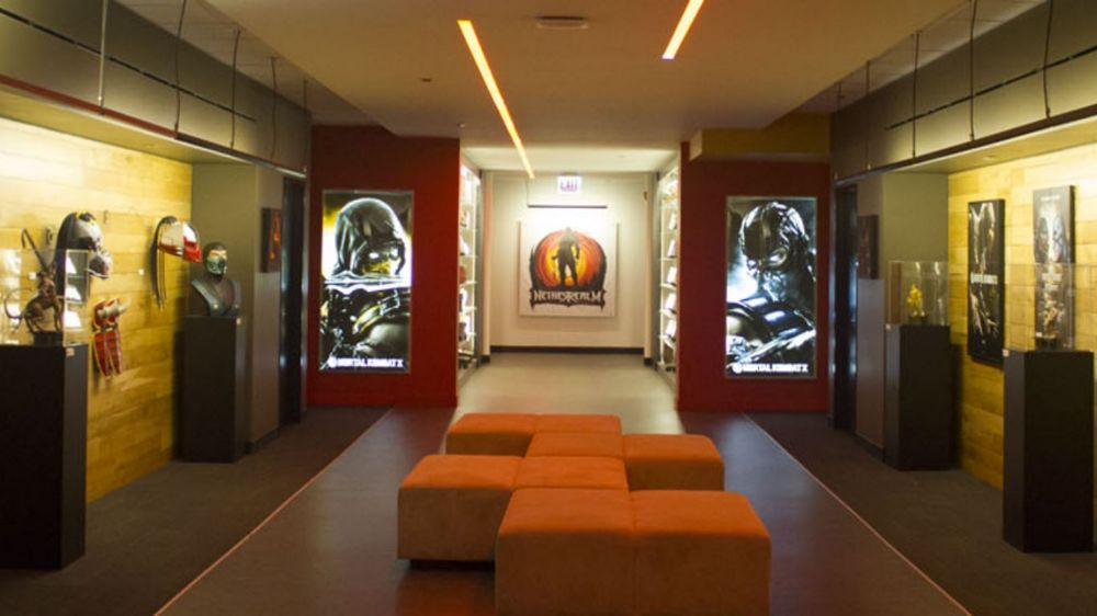 NetherRealm Studios used to be WB Games Chicago