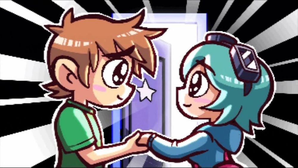 Scott Pilgrim is a graphic novel by Bryan Lee O'Malley