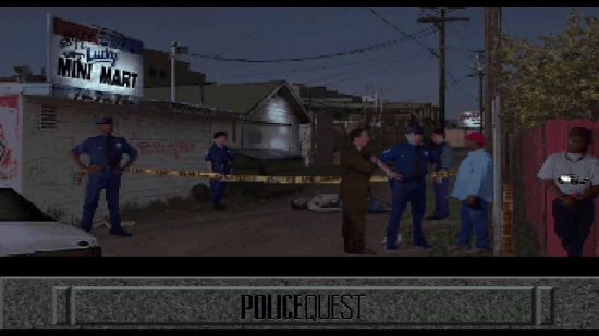 There's nothing grittier than old school FMV