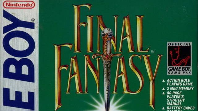 'Final Fantasy' surely wouldn't catch on as a name...