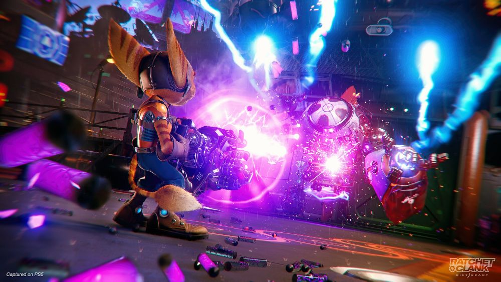Ratchet & Clank: Rift Apart introduces a new playable character