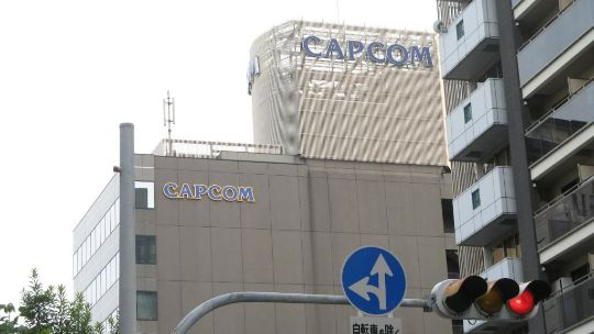 The statement on the breach was from Capcom's Osaka office