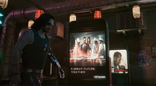 Johnny Silverhand has his own agenda in Cyberpunk 2077