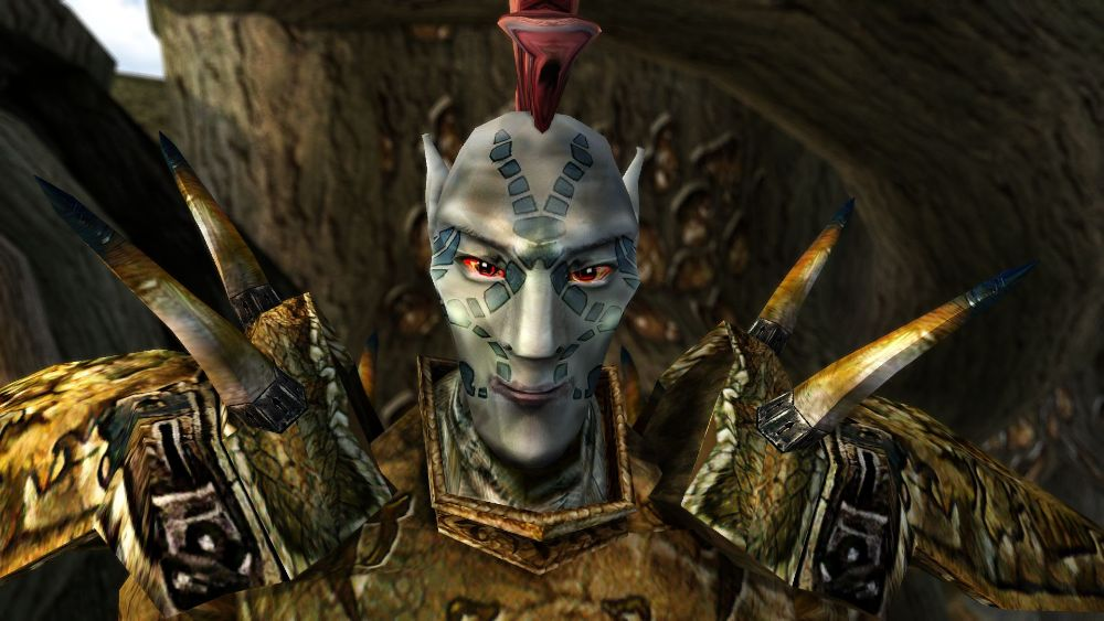 Morrowind released in 2002 for PC and Xbox