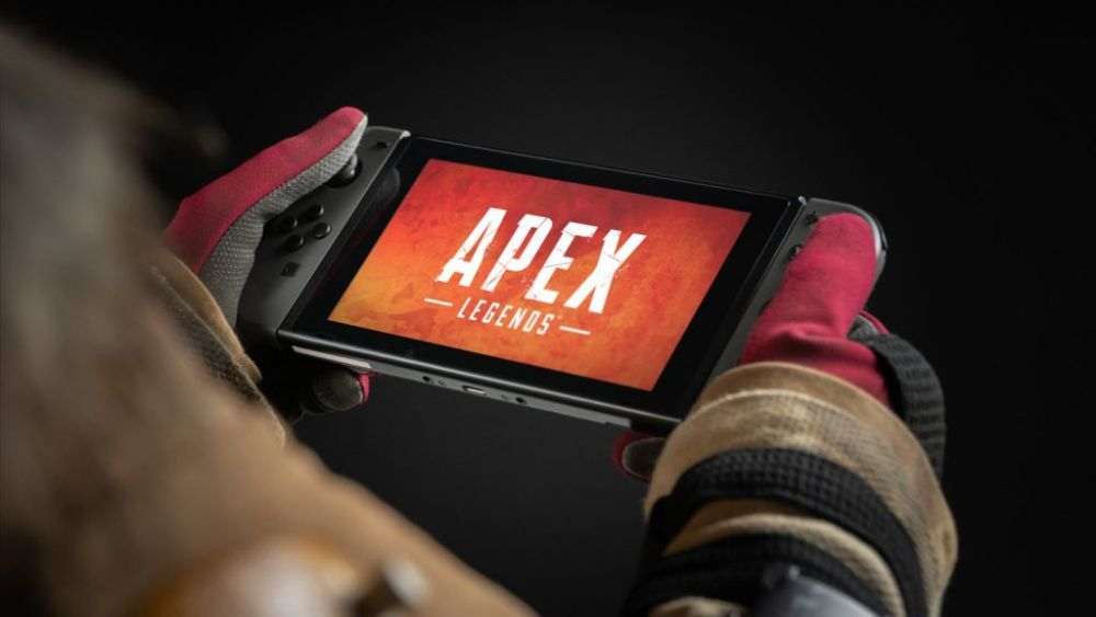 Apex Legends comes to Switch two years later