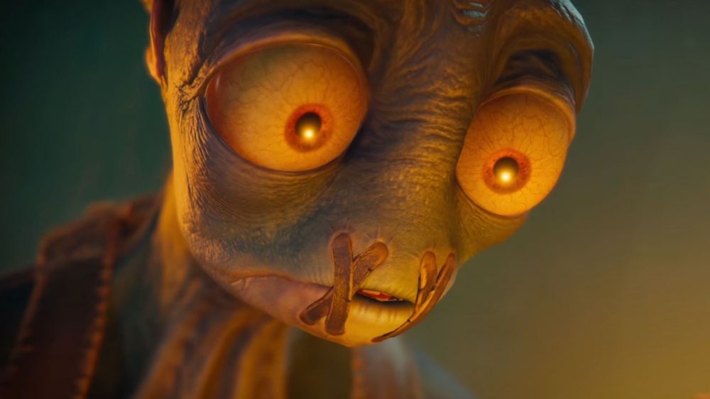 Oddworld: Soulstorm is the 9th game in the series