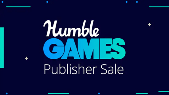 Humble Games Publisher Sale banner