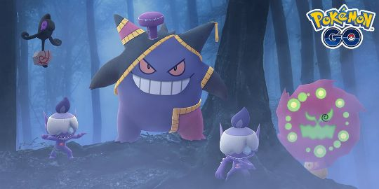 Things get spooky in Pokemon GO from October 24