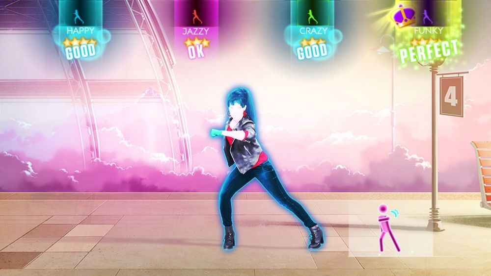Just Dance 2014 was the 12th game in the series