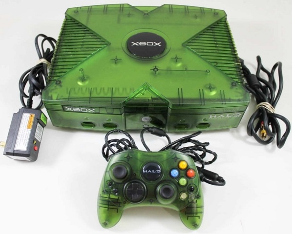 There's also a special Halo themed Xbox