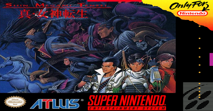Shin Megami Tensei was succeeded by the Persona series