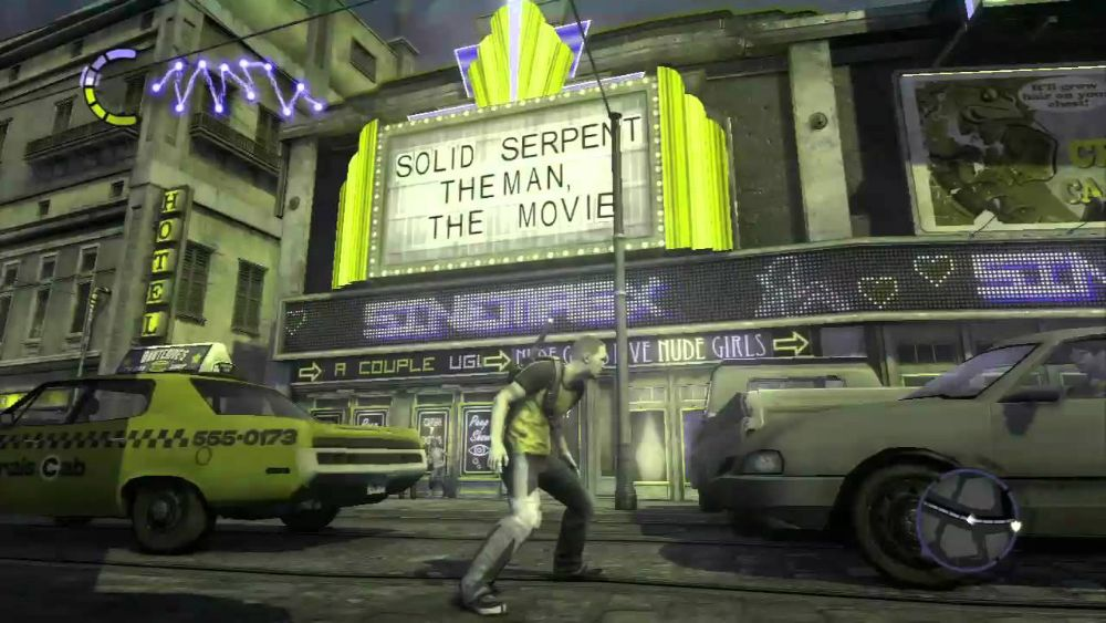 Infamous 2 was the studio's last PlayStation 3 title