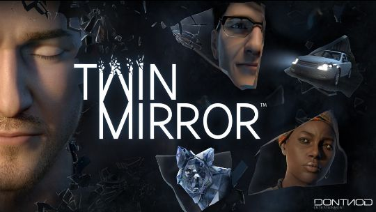 Investigative journalist Sam is on the case in Twin Mirror
