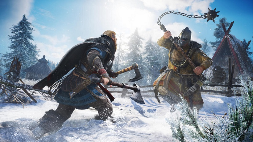 Assassin's Creed Valhalla arrives this week