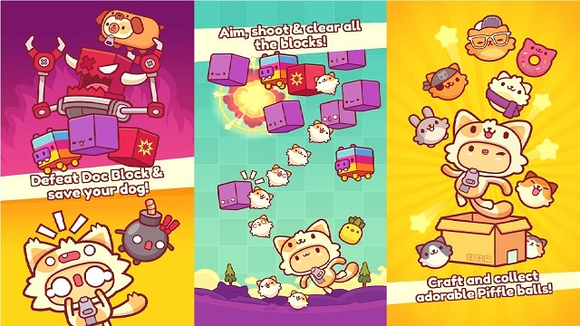 Piffle A Cat Puzzle Adventure is now available on Switch, with a launch discount