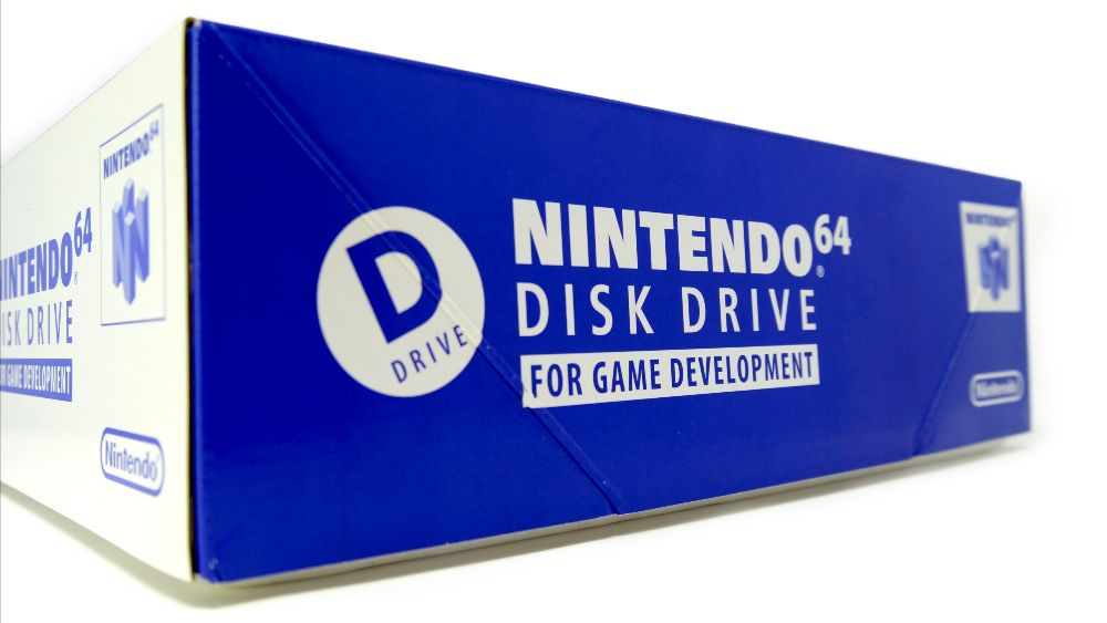 By August 2000 Nintendo had effectively ditched 64DD