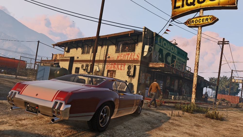 Rockstar Games have been quiet for a while now