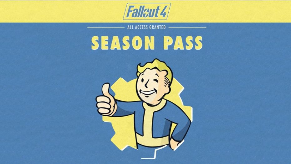Fallout 4 officially released six major DLCs
