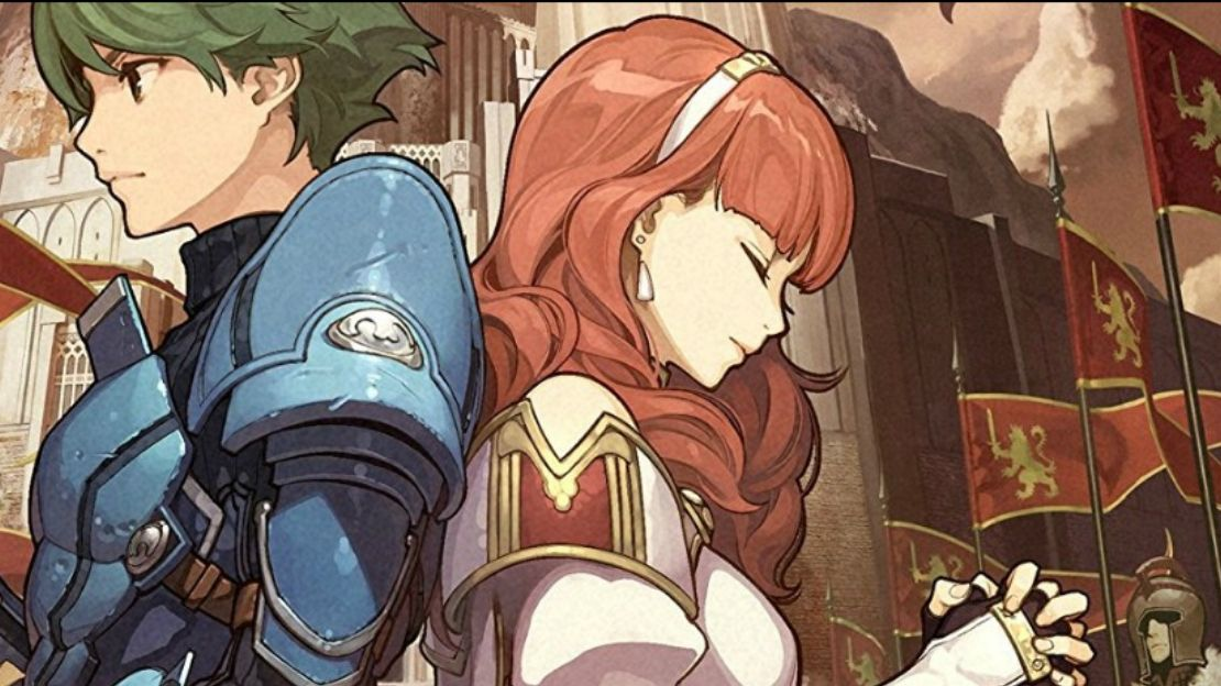 Shadows of Valentia launched on Nintendo 3DS