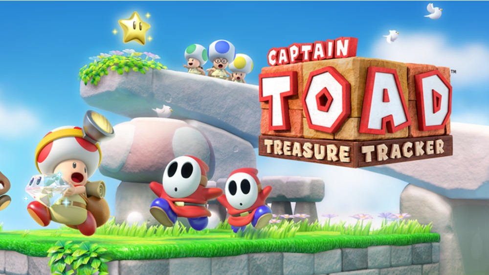 An action puzzle spin-off starring Captain Toad