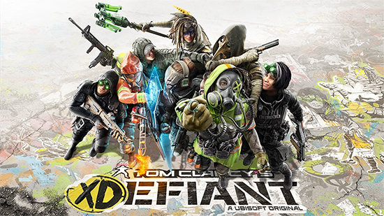 Tom Clancy's XDefiant is free-to-play