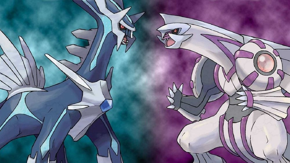Diamond & Pearl was updated by Pokémon Platinum years later
