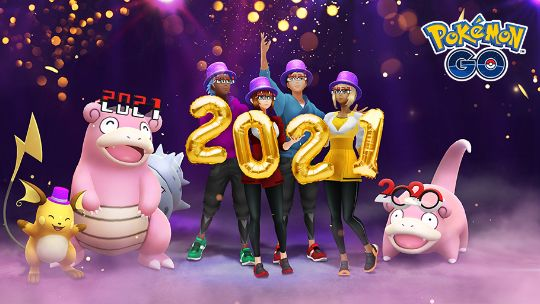 2020 has dragged on which is perfect for Slowpoke