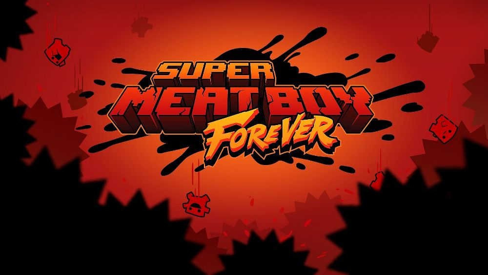 Super Meat Boy Forever is also coming to XBX and PS5