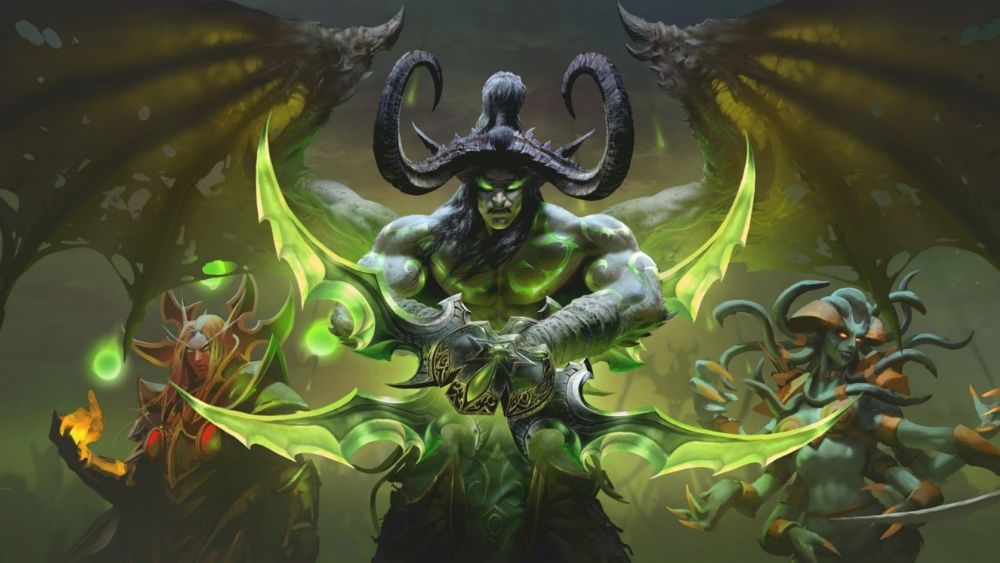 World of Warcraft: Burning Crusade Classic is coming