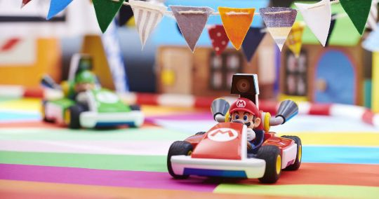 Reviews appear mixed on Nintendo's augmented reality Mario Kart