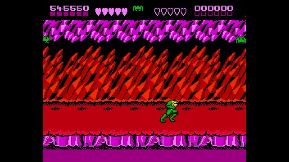 Battletoads hit Xbox One in 2015 as part of Rare Replay