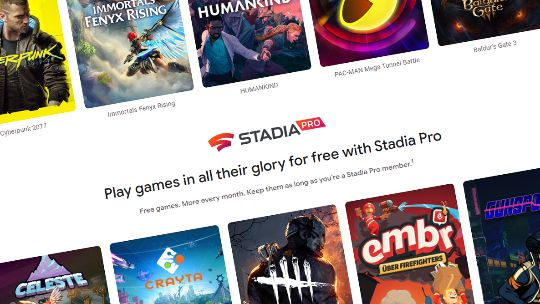 Stadia titles must be individually purchased, unlike Xbox Game Pass