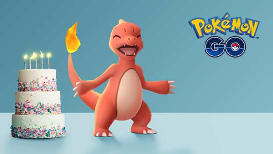 Pokemon GO officially launched July 6, 2016