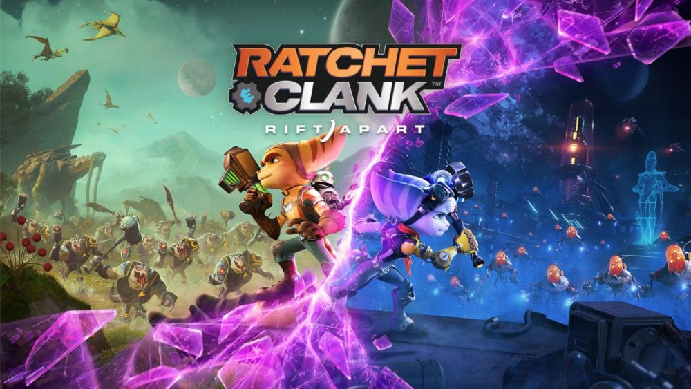 Universes collide June 11 in Ratchet and Clank: Rift Apart