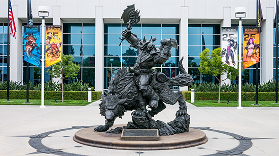 Blizzard is no stranger to staff and fan outcry