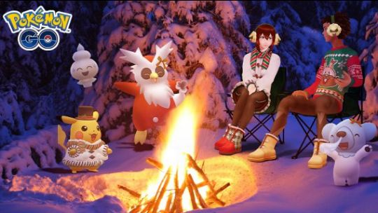 Pokemon GO gets into the holiday spirit