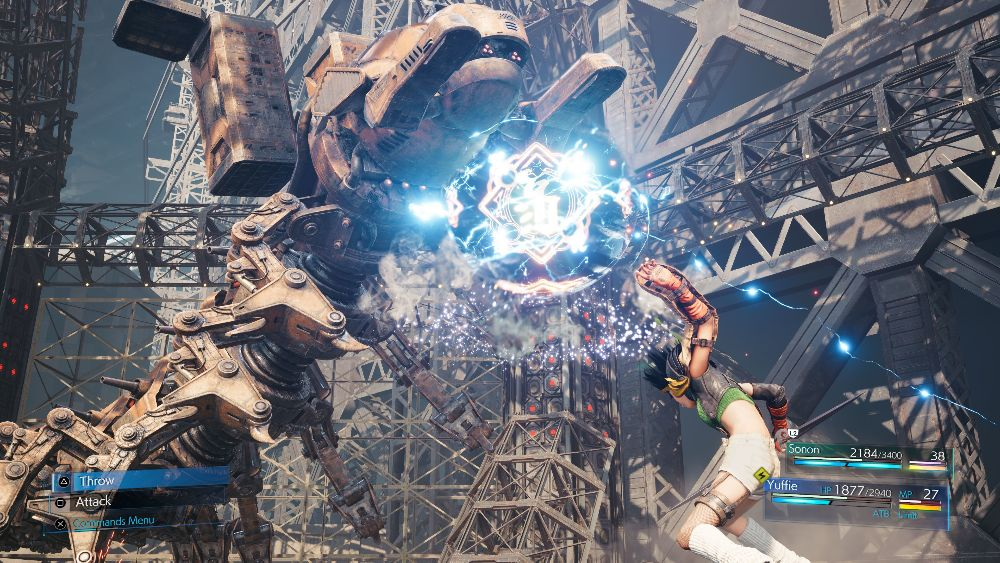 Final Fantasy VII Remake is an episodic release