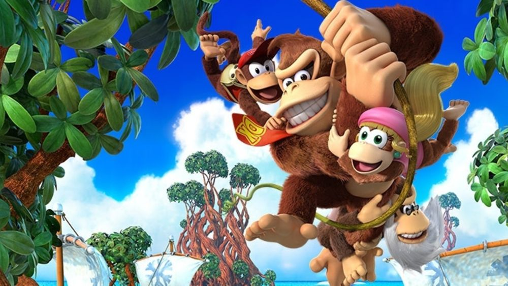 Rare's Donkey Kong Country reignited the series