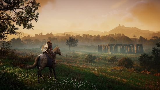 All of history is a playground for Assassin's Creed