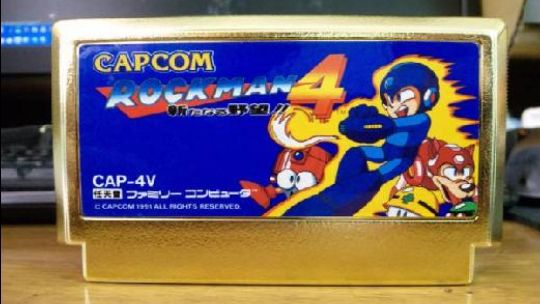 Worth its weight in gold, and Capcom history